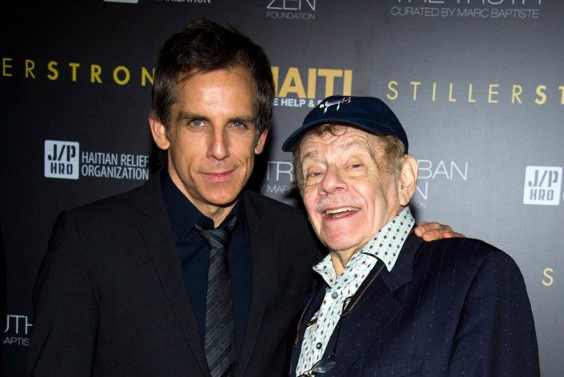 Ben Stiller meenutas viimaseid hetki isa seltsis