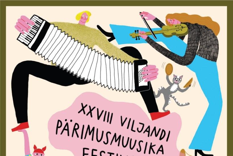 Viljandi folgi asemel toimub kaks pärimusmuusika kontserdipäeva: praegu ei saa pidada sellist festivali, nagu harjunud oleme