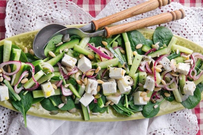 NÄDALAMENÜÜ | 25.–31. mai: kodumaiste ürtidega tervislikum toit