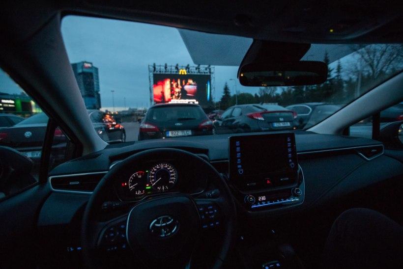 NAGU AMEERIKAS! Autokino on filmisõbrale kiire aseaine
