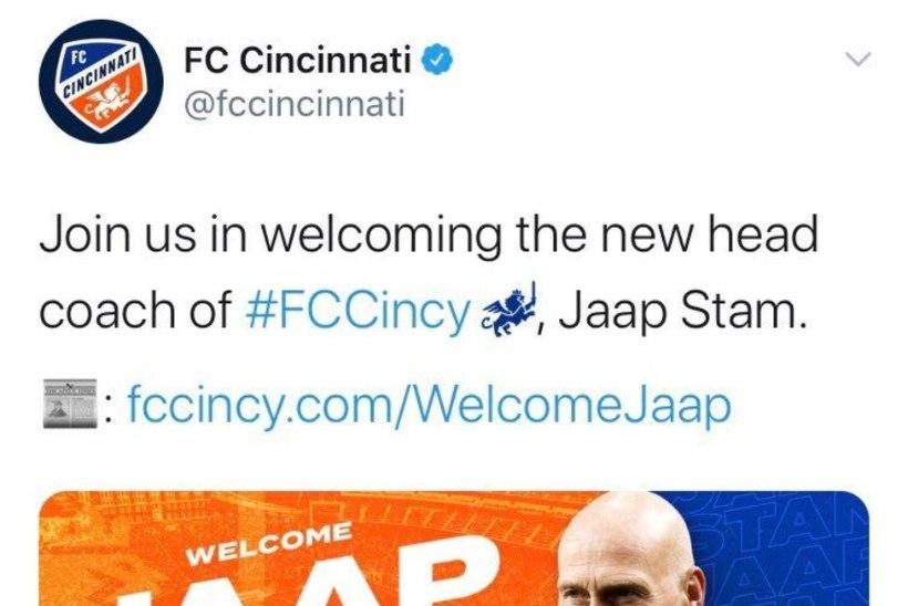 PIINLIK APS! USA profiklubi teatas Hollandi jalgpallilegendi palkamisest vale mehe pildiga