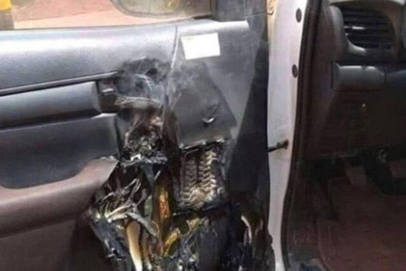 HOIATAV FOTO! Ära unusta desovahendit palavasse autosse – tagajärg võib olla karm