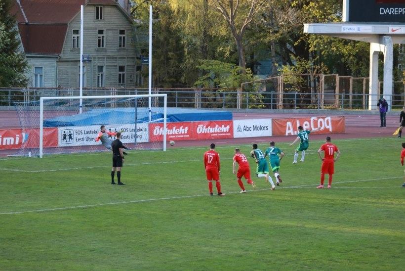 AJALOOLINE HETK: Balkani spordikanal näitab Eesti jalgpalli