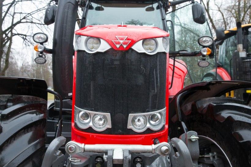 Vargad võtsid põllumehed sihikule: masinatest varastatakse massiliselt GPS-seadmeid