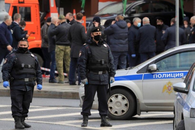 """MAAILMA RUMALAIM TERRORIST? Panka tunginud """"pommiga"""" mees ei teadnud isegi, mida ta tahab"""
