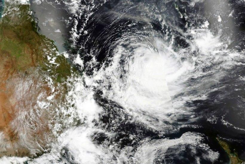Austraalia valmistub kümnendi suurimaks tormiks