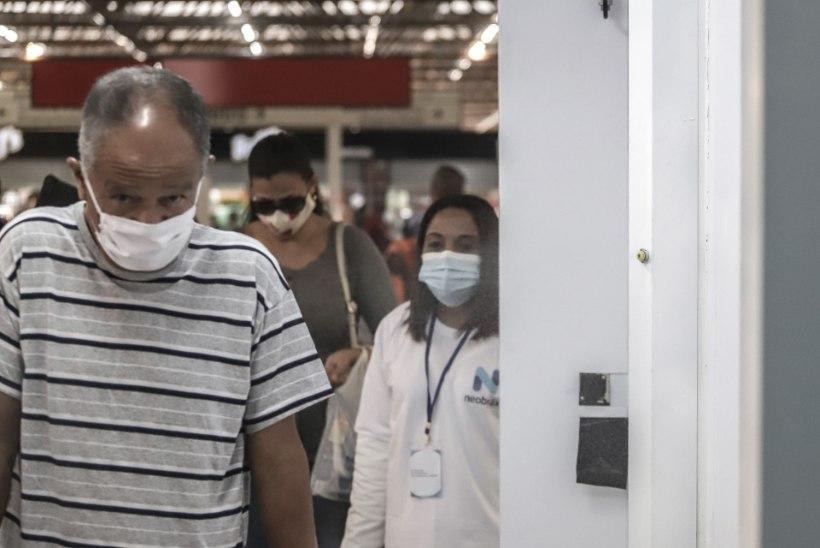 KOROONAVIIRUS MAAILMAS: 5,4 miljonit diagnoositud nakatunut, 344 000 surnut ja 2,25 miljonit tervenenut. WHO: Lõuna-Ameerikast on saanud uus epitsenter