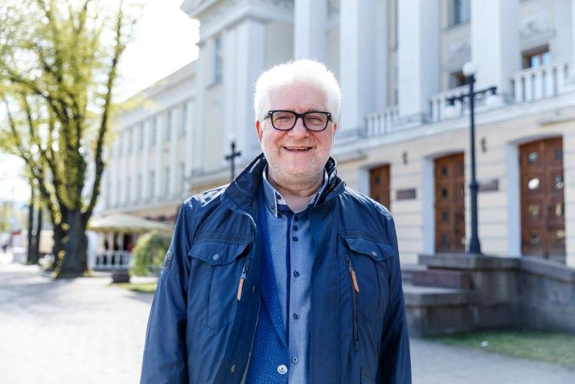 """Eduard Toman: """"Fantastiline tunne on olla 60aastaselt noor isa, sest veel viis aastat tagasi arvasin, et ma ei saagi lapsi."""""""