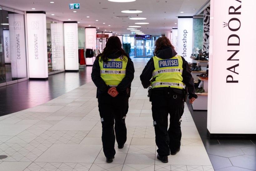 Eriolukorra rikkumised: politsei tegi 800 ettekirjutust ja sadakond trahvi