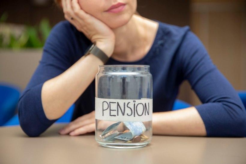 Eesti Pank ja finantsinspektsioon riigikohtule: pensionireformi kulud katavad nii sambast lahkujad kui sinna jääjad