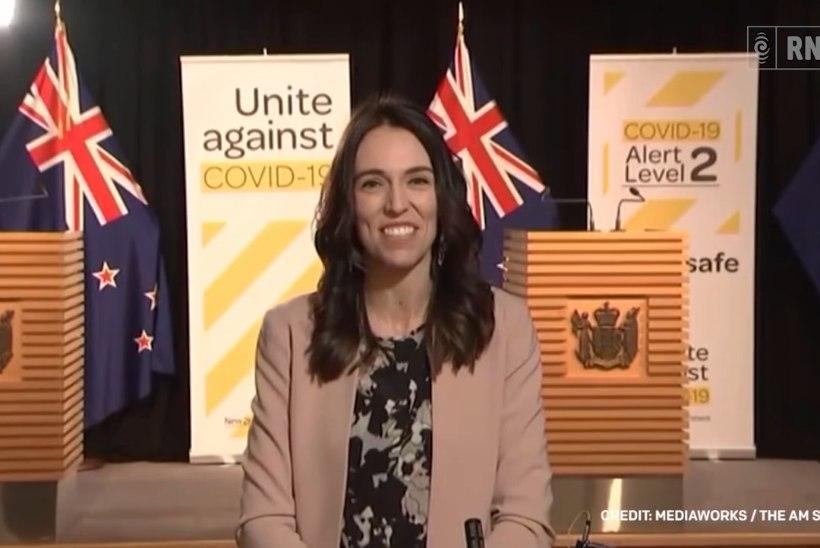 VIDEO | Uus-Meremaa peaminister jäi maavärina ajal otse-eetris rahulikuks