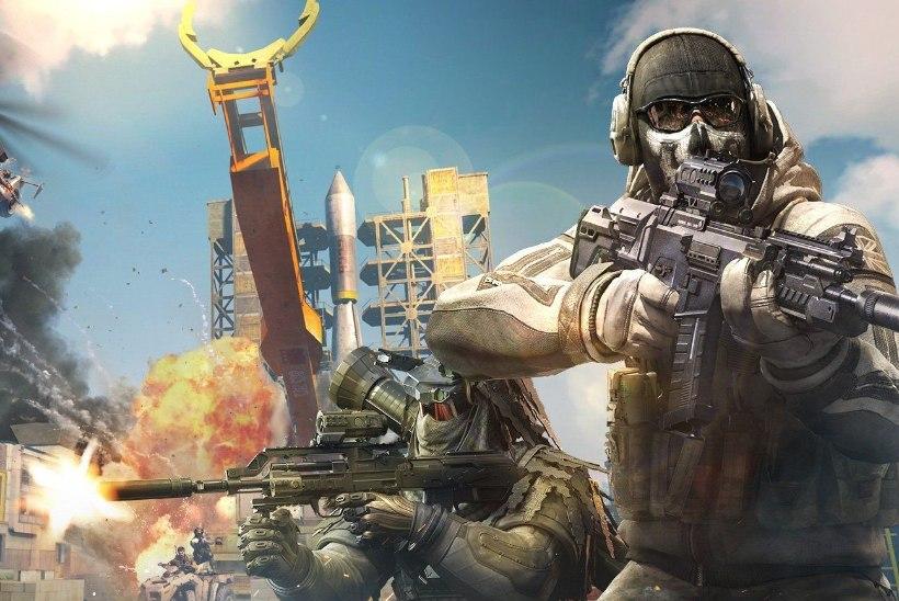 """""""Call of Duty: Mobile"""" võib peagi saada """"Warzone'i"""" põnevaima mänguelemendi"""