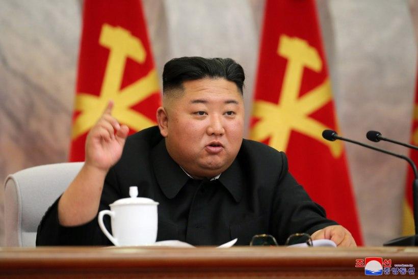 Kim Jong-un ilmus pärast mitmenädalast eemalolekut taas avalikkuse ette