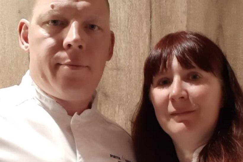 PEAKOKA ANKEET   Tippkokkade Kristi ja Kaupo Tiido armastus lõi lõkkele köögis (+ nende lemmik-Pavlova retsept!)