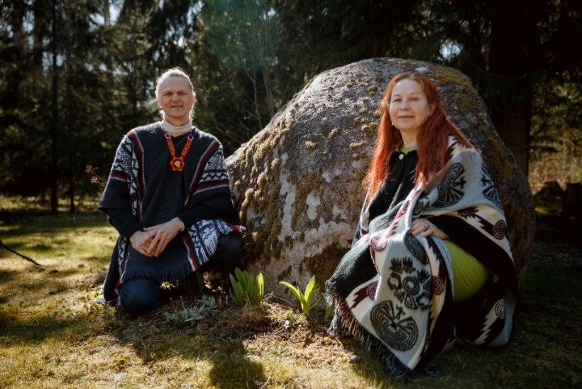 MÜSTIKA | Šamanistlik pillimeister Tõnu ja toidulausuja Terje: elus on kõik võimalik – tuleb ainult osata küsida