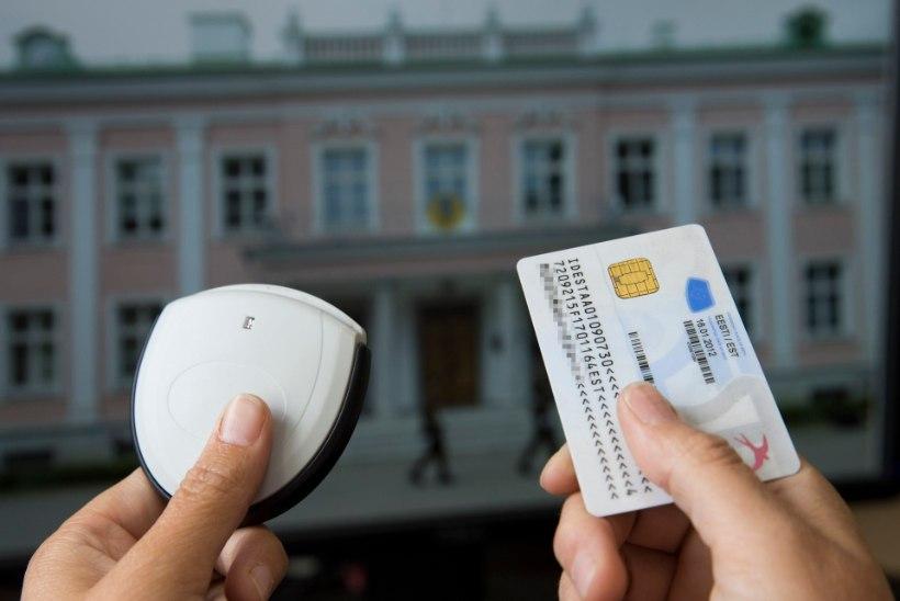 Ööl vastu reedet ID-kaart, Mobiil-ID ja Smart-ID ajutiselt ei tööta