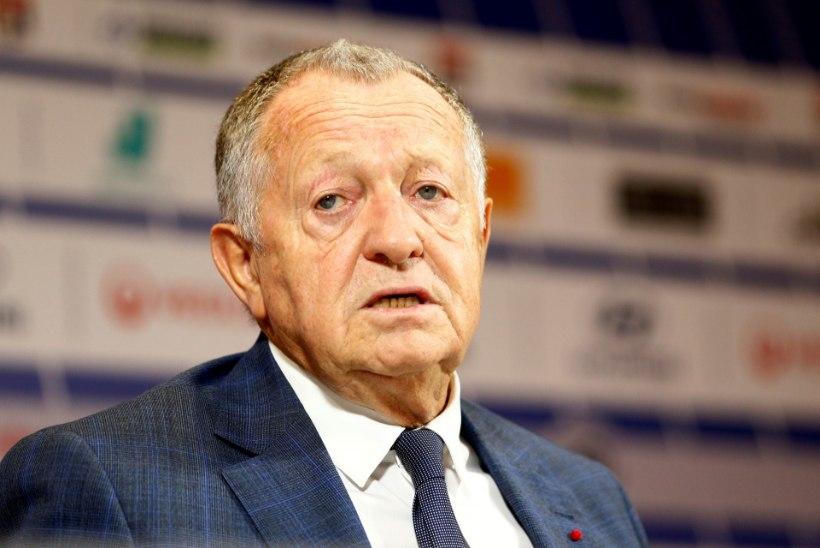 Tippklubi juht Prantsusmaa valitsusele: kui jalgpallihooaeg ei jätku, siis seisame silmitsi enneolematu majandusliku kriisiga