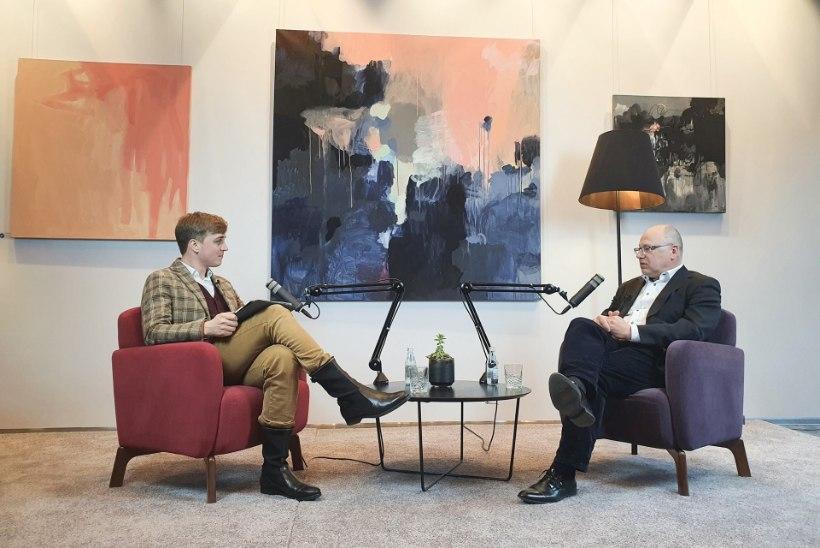 Johan Randvere alustab uue saatega: tahame rääkida klassikalisest muusikast uutmoodi