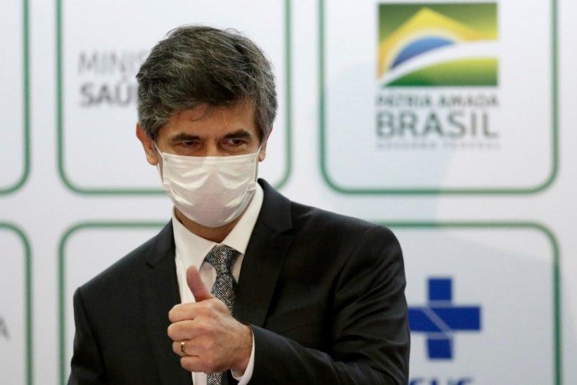 UUS EPITSENTER: Brasiilia kriitilise olukorra taga võib näha president Bolsonaro põikpäisust