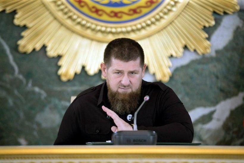 JÕUMEES ON TERVE?! Ramzan Kadõrov: ei põe ma mingit koroonaviirust!