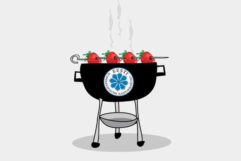 Seisukoht   Suur maasikasõda