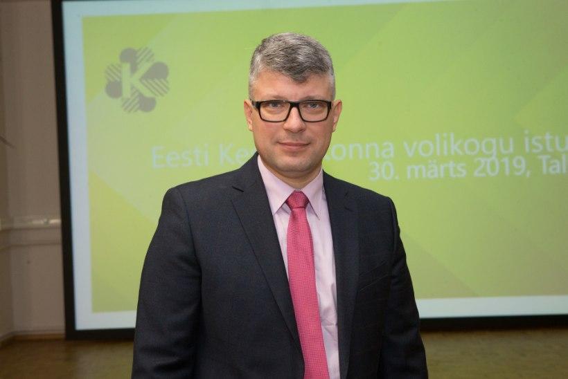 Keskerakonna suurannetaja on lähedalt seotud Tartu äriperekonnaga