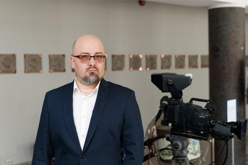 """René Vilbre teeb Andrus Kivirähki """"Eesti matusest"""" filmi"""