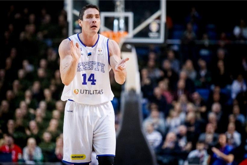 Värskest korvpallikoondise kandidaatide nimekirjast leiab ka Kristjan Kanguri