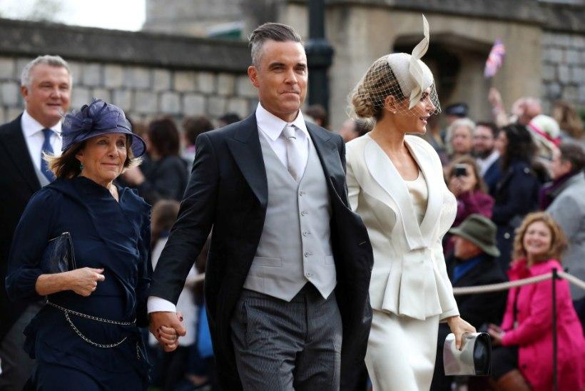 Robbie Williamsi ämm võitleb agressiivse vähiga
