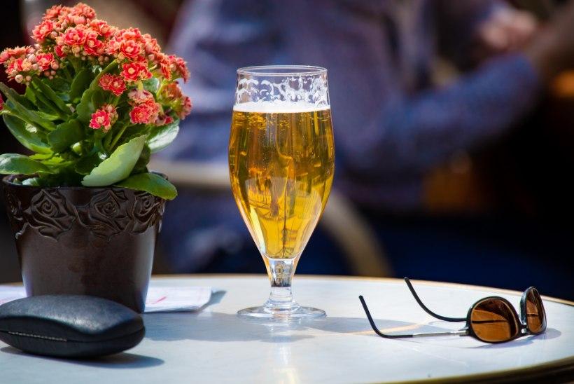 Nagu vanasti: Tartu kesklinnas pole õlle hind muutunud, küll aga on lokaale vähemaks jäänud