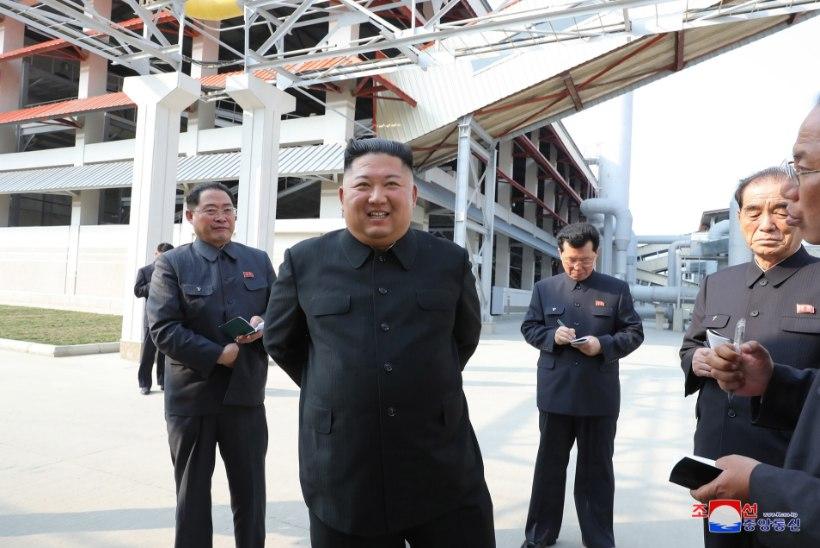 Põhja-Korea liider ikkagi käis südamelõikusel?