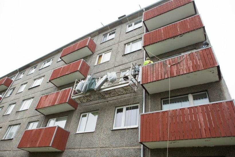 LUGEJA KÜSIB: kas kortermajas ikka võib praegusel ajal remonti teha?