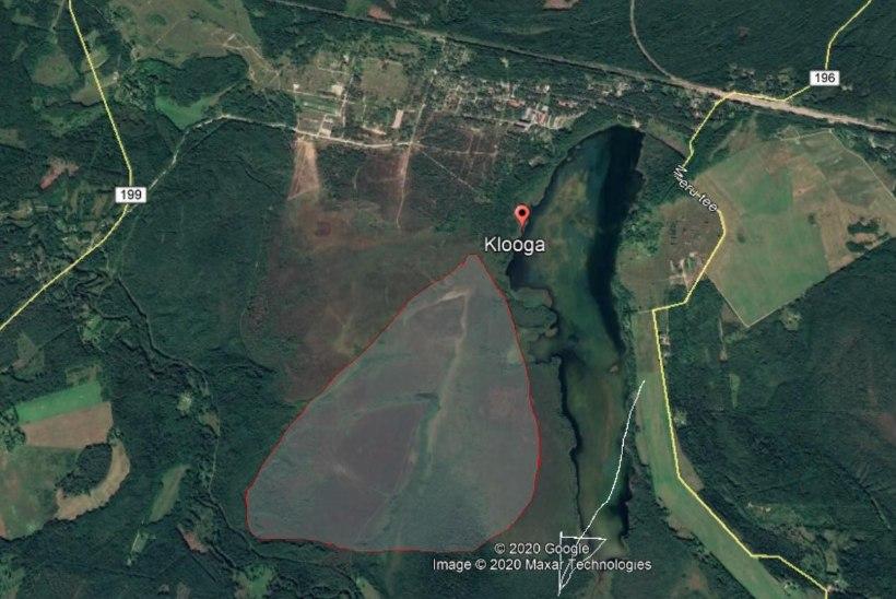 FOTOD JA VIDEO   Mitmesaja hektariline tulekahju Klooga rabas on likvideeritud