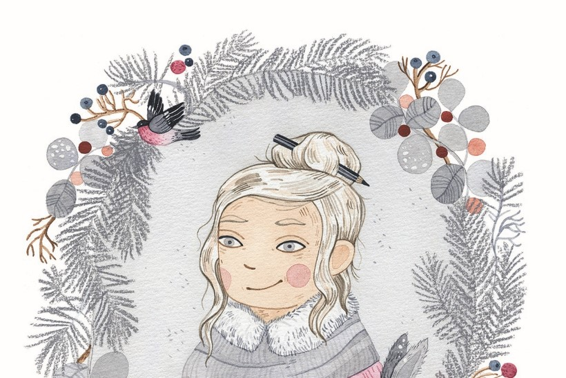 Illustraator Sirly Oder: nii lihtne on kunstnikku rõõmsaks teha!