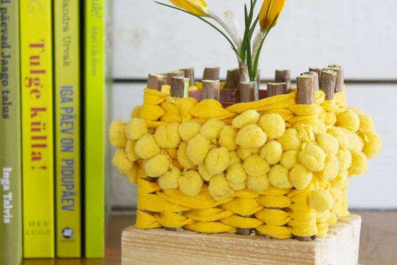Lilled uude potti! 3 lahendust, kuidas taimedele vahvaid ümbriseid meisterdada
