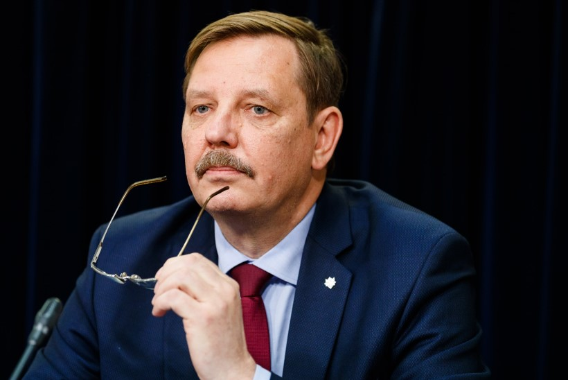 Taavi Aas: piirangute leevendamisotsused peaks kehtima üle Eesti