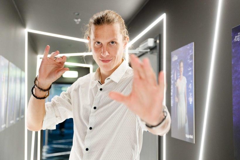 Mustkunstnik Jürgen Veberil edeneb EASile toetuse tagasi maksmine visalt