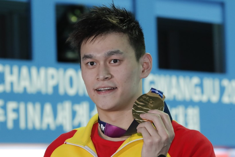 Haamriga dopinguproovid lõhkunud kolmekordne olümpiavõitja pöördus kohtusse, et võistluskeelust vabaneda