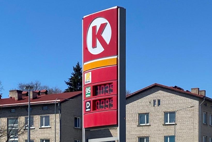 FOTO | HINNASÕJA TULEMUS: miks on Võrus kütus palju odavam kui pealinnas?