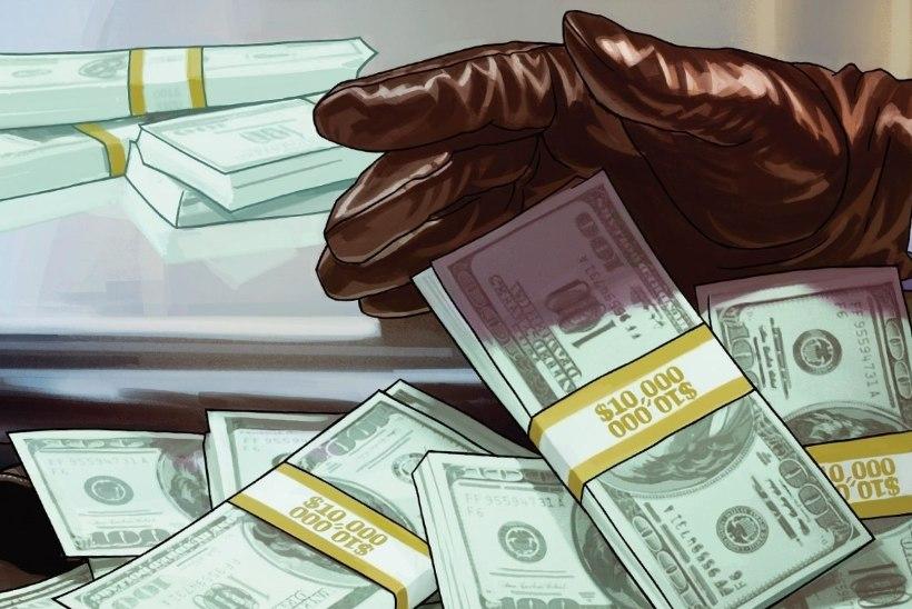 """TASUTA RAHA: Rockstar jagab kõikidele """"GTA Online"""" mängijatele pool miljonit dollarit"""