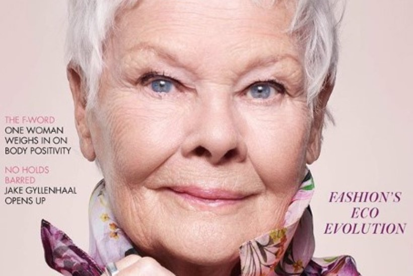 85aastasest Judi Denchist sai Vogue'i vanim kaanestaar
