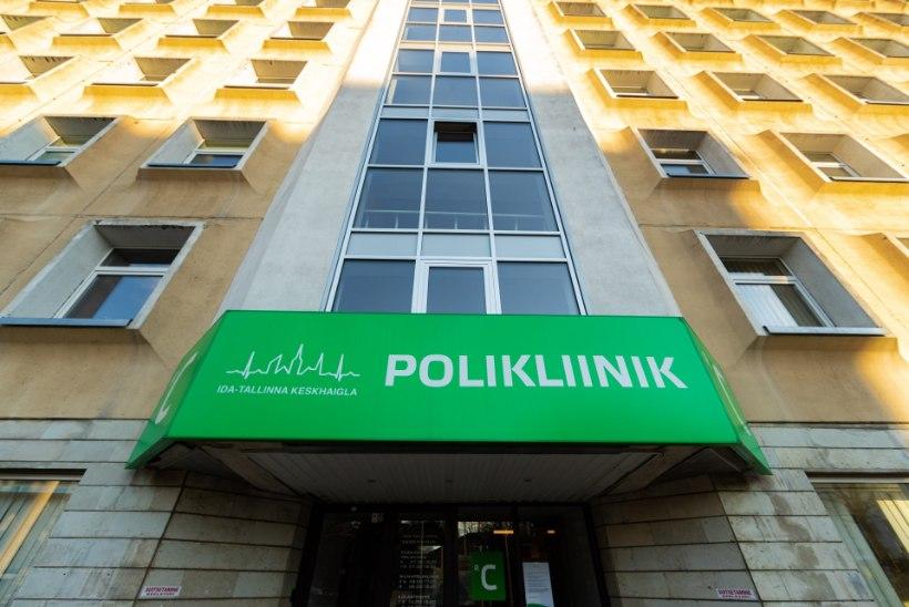 Ida-Tallinna keskhaiglas võetakse vastu juba 1200 patsienti päevas