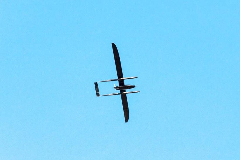90 PINGELIST TUNDI: Lätis kadunud mehitamata lennuk kukkus alla, oht naaberriikidele on möödas