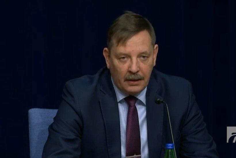VIDEO | INFOTUNDIDE TOP | Minister Aas: on ühiskondlikult oluline, et inimesed saaksid tagasi tööle