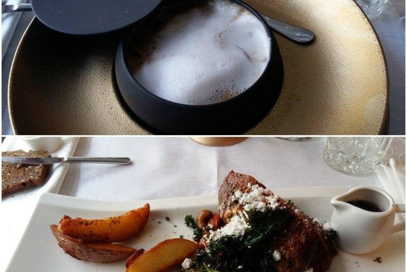 KARMO TÜÜRI SUPIPÖIAL | Tipprestoranis, kus omanik on nii kelner, kokk kui ka koristaja