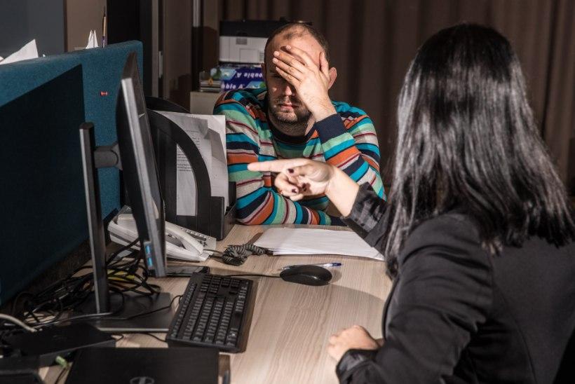KEELEBARJÄÄR! Identiteedivarguse ohver palus abi võõrkeeles, ametnik klammerdus riigikeele külge