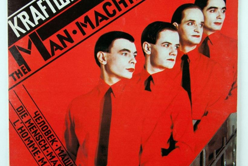 Suri bändi Kraftwerk asutaja Florian Schneider