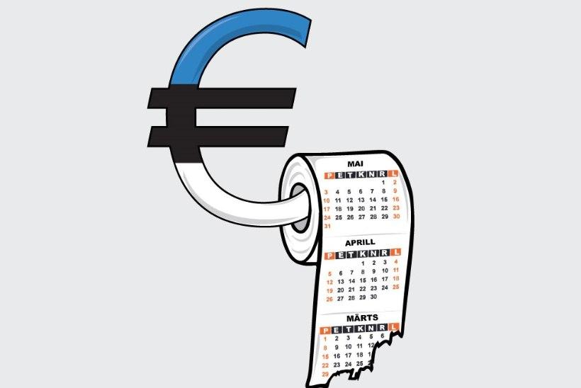 Juhtkiri | Eesti Pank hoiatas kommertspanku