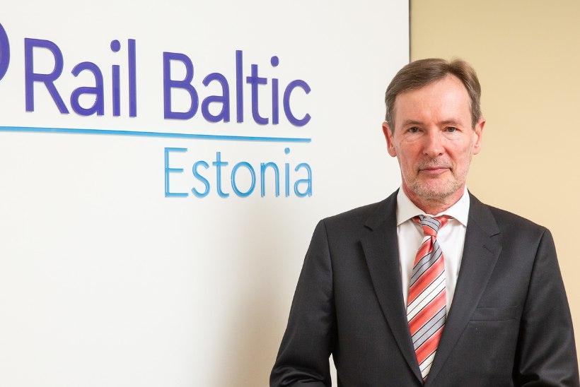 Rail Baltica juht | Otsust Rail Baltica ehitamise kohta pole muudetud