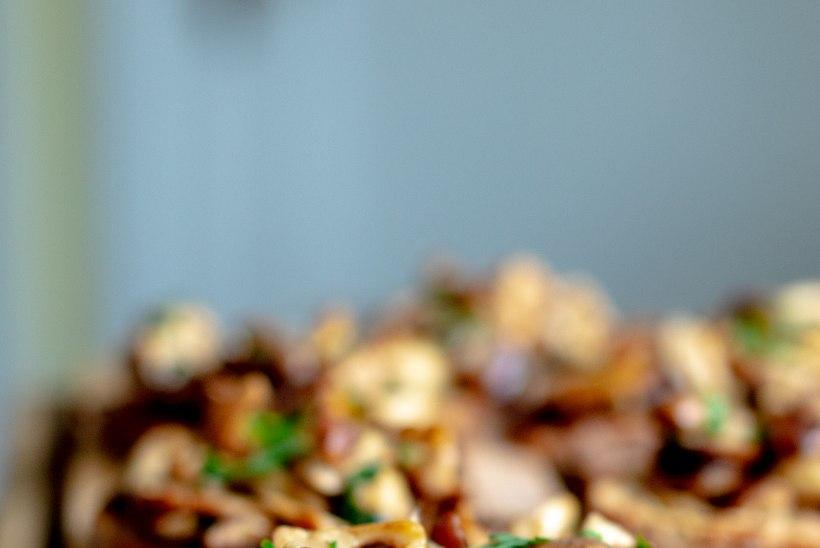 Ärge kartke shiitake-seeni, nad sobivad igasse rooga!